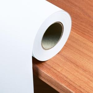 MATT PAPER UNCOATED WHITE PLOTTER ROLLS 90GSM - BOX OF 6