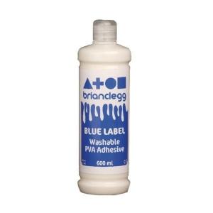 BLUE LABEL PVA GLUE 600ML