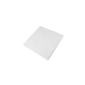 White 2 Ply Napkins 33cm- Pack of 100