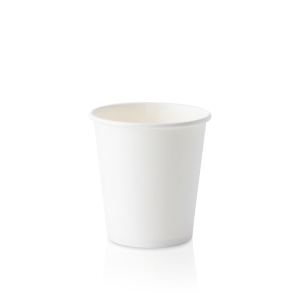 White Single Wall Hot Paper Cup 7oz- Pack of 50