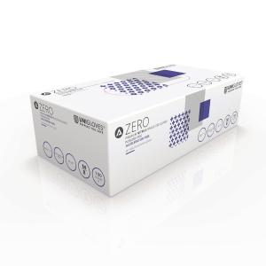 Nitrile Accelerator Free Disposable Blue Gloves Size Medium Box 100