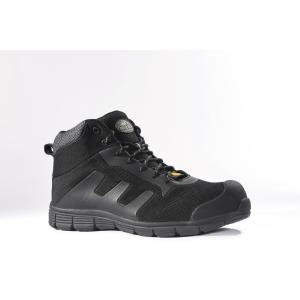 Rockfall Rf120 Tesladri Safety Boot Black Size 43