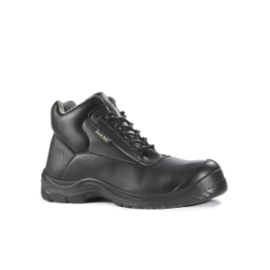 Rockfall RF250 Rhodium Safety Boot Black Size 42