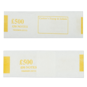 PK500 NOTEBANDS £500 IN £50