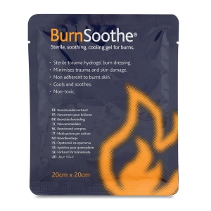 PK5 BURN RELIEF DRESSING 20X20CM