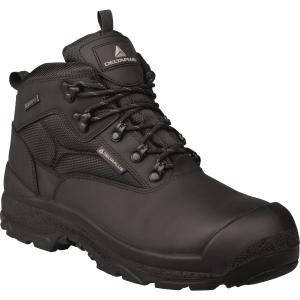 Deltaplus Samy S3 SRC Safety Boots Black Size 41/7