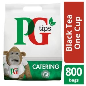 Pg Tips Tea Bags- Pack Of 800
