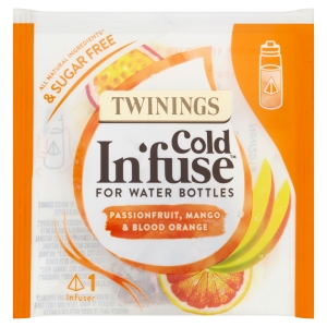 Twining s Cold Infuse Passionfruit, Mango And Orange - Pack of 100