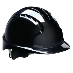JSP EVO3/AJF170 SAFETY HELMET BLACK