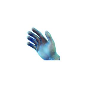 Handsafe Nit P/Free Glove Blu L Bx200
