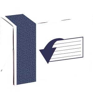 Missive H/D Mail Box 35X25X16cm Bx20