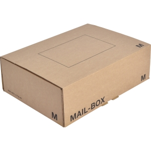 Bankers Box Mail-Box Postal Bx M Bx20