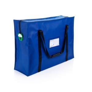 Versapak Secure Holdall Med Blue