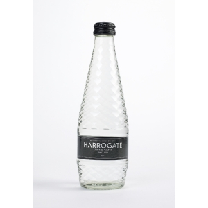 Harrogate Glass Still Water 330ml - Pack of 24