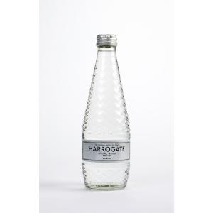 Harrogate s Glass Sparkling Water 330ml - Pack of 24