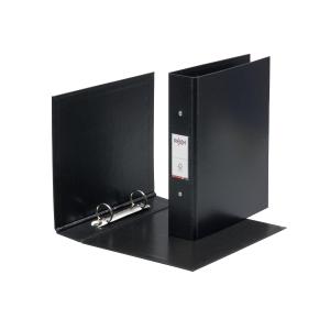 Rexel Choices A4 Ring Binder, 25mm Spine, 2 O-Ring, Black