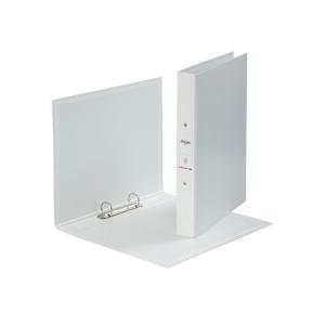 Rexel Choices A5 Ring Binder, 25mm Spine, 2 O-Ring, White