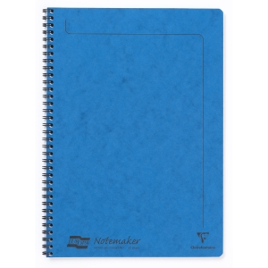 Europa 4865Z Sidebound Notemaker A4 Blue