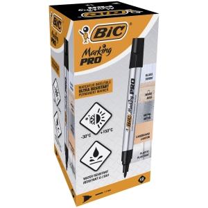 Bic 964800 Marking Pro Marker Black