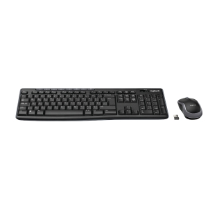 Logitech Mk270 Wireless Deskset