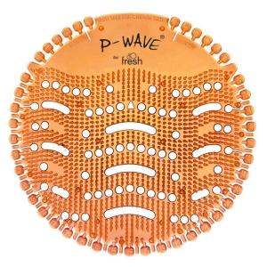 P-WAVE URINAL SCREENS MANGO - PACK OF 10