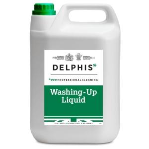 DELPHIS ECO WASHING UP LIQUID 5L
