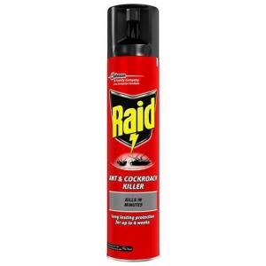 RAID ANT COCKROACH KILLER 300ML