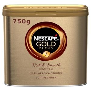 NESCAFÉ Gold Blend Instant Coffee Tin 750g
