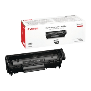 Canon 703 Laser Toner Cartridge - Black