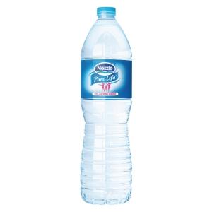 NESTLE PURELIFE BOTTLED STILL WATER 1.5 LITRE - PACK OF 12