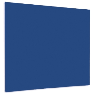 NOTICEBOARD 1800 X 1200 MM BLUE