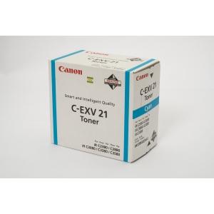 Canon C-EXV21 Print Cartridge Cyan