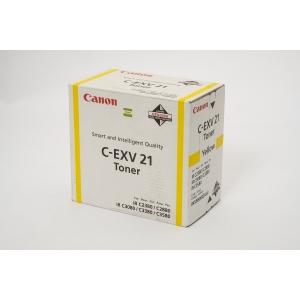 Canon C-EXV21 Print Cartridge Yellow