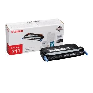 Canon Toner 711Bk - Black