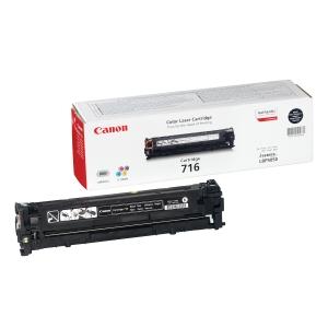 Canon Toner 716Bk - Black