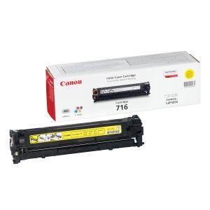 Canon Toner 716Y - Yellow