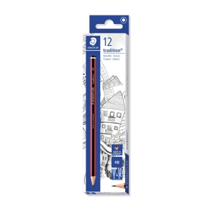 Staedtler 110 Tradition Pencil HB Box Of 12