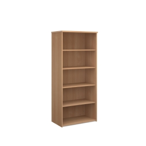 Wooden Bookcase 1790 X 800 X 470mm Beech