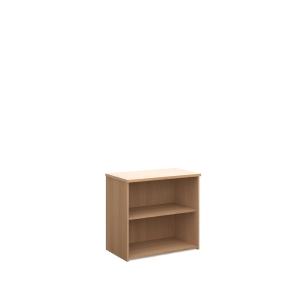 Wooden Bookcase 740 X 800 X 470mm Beech