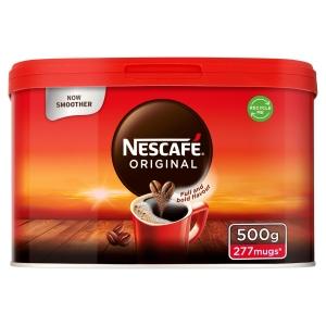 NESCAFÉ Original Instant Coffee Granules Tin 500g