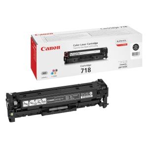 Canon 718Bk Toner - Black