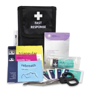 First Aid Fast Response Pack