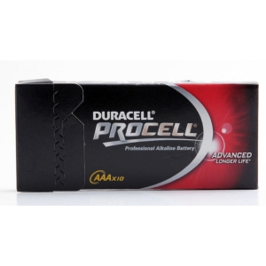 Industrial Battery Lr03 Aaa 15V (Duracell Brand) Bx10