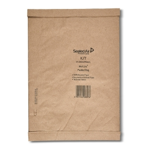 Mail Lite Padded Bags K7 362 X 476mm - Box of 50