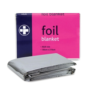 First Aid Foil Blanket