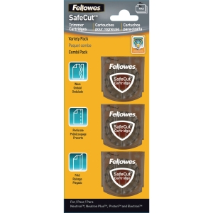 Fellowes 5411301 Trimmer Blade Kit Pack Of 3