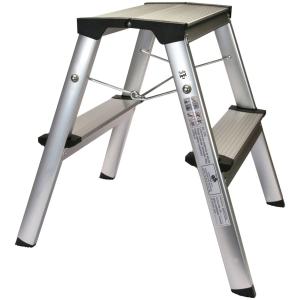 SAFETOOL FOLDABLE STEP STOOL 1 STEP