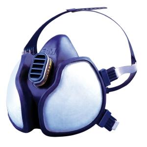 3M 4279 A,B,E, K1, P3 Maintenance Free Reusable Half Mask Respirator