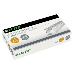 Leitz Power Performance P3 Staples No.26/6 - Pack Of 5000