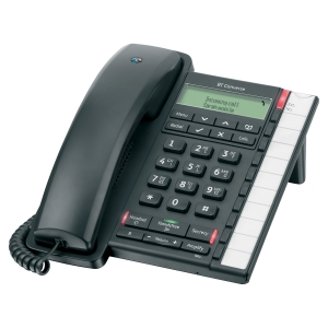 BT CONVERSE 2300 BUSINESS TELEPHONE BLACK